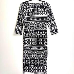 Forever 21 Tribal Print Dress. L